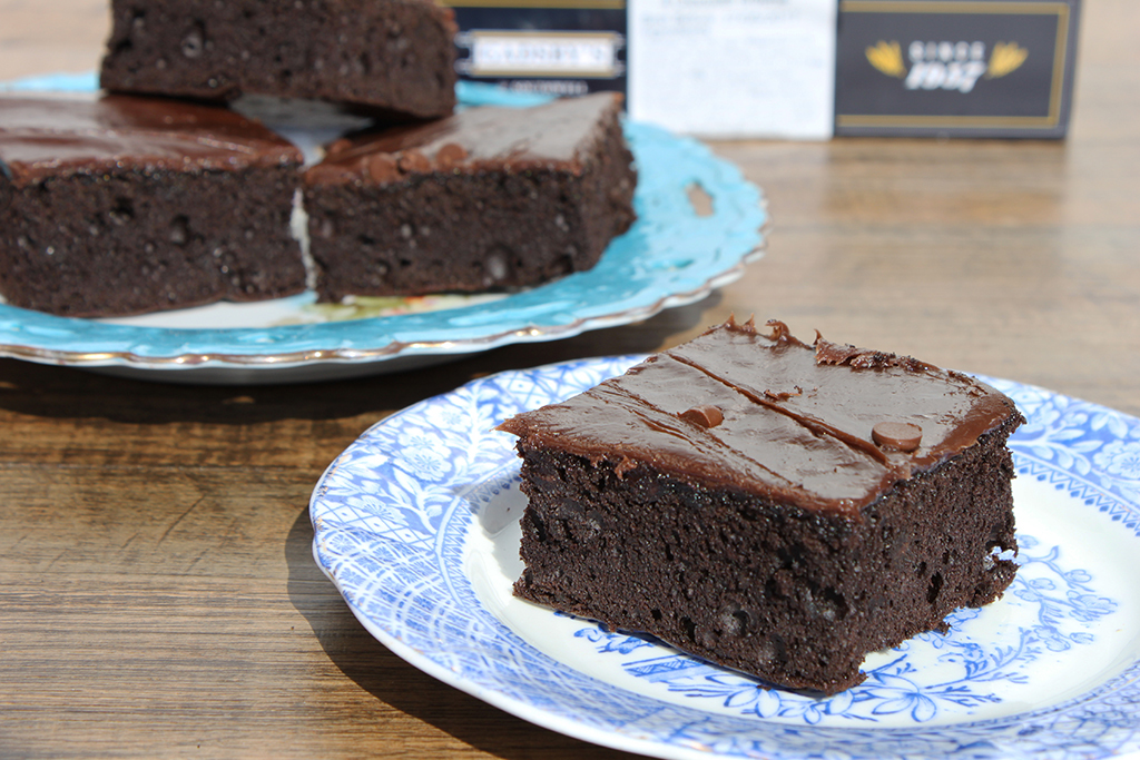 Chocolate Brownies 4