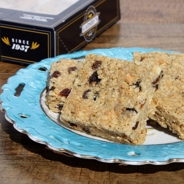 Fruit Seed Honey Flapjack 4