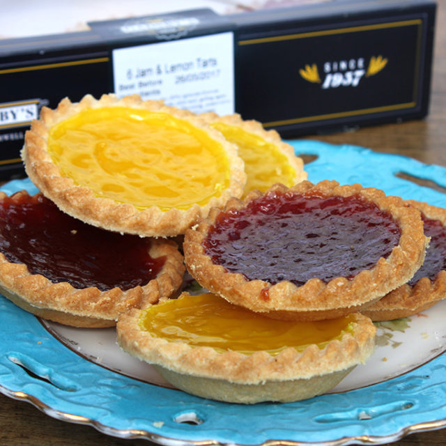 Jam Lemon Tarts 6