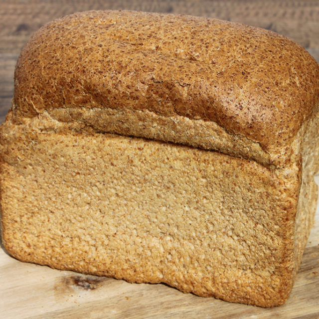 Wholemeal Tin Loaf 400G